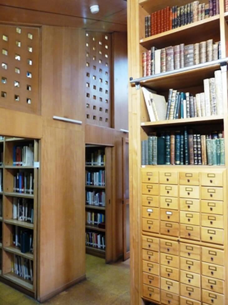 Biblioteca del Bellas Artes