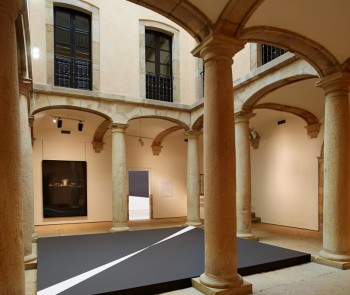 Tres geometrías para el Palacio de Velarde, de Eugenio López