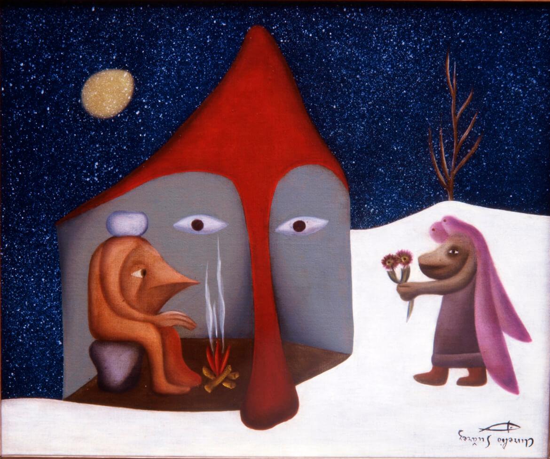 Noche de frío espeso (1954), de Aurelio Suárez