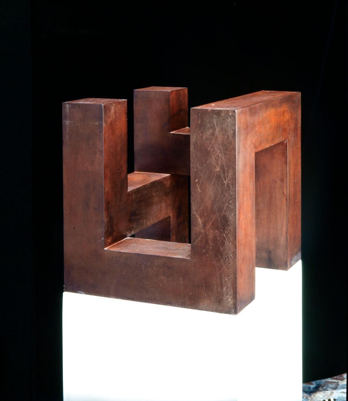 Cubo vacío ascendente-descendente