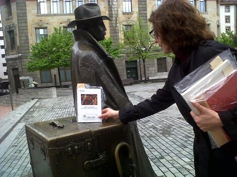 Liberando libros del Museo