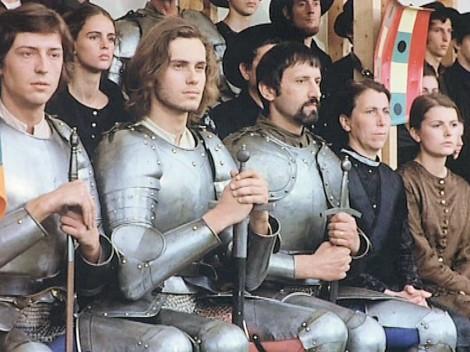 Lancelot du lac (Robert Bresson, 1974)