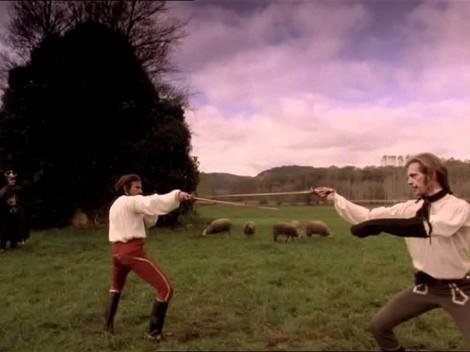 Los duelistas (Ridley Scott, 1979)