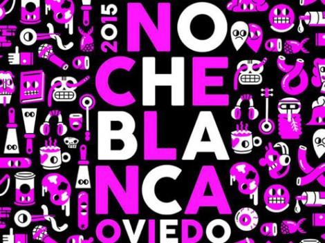 Noche Blanca Oviedo 2015