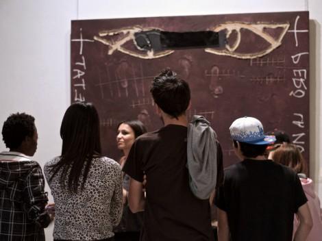 Participantes en una actividad en el Museo