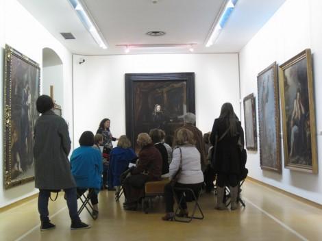 Una visita al Museo.