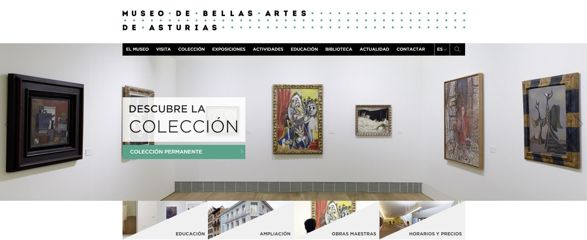 El Bellas Artes renueva su imagen