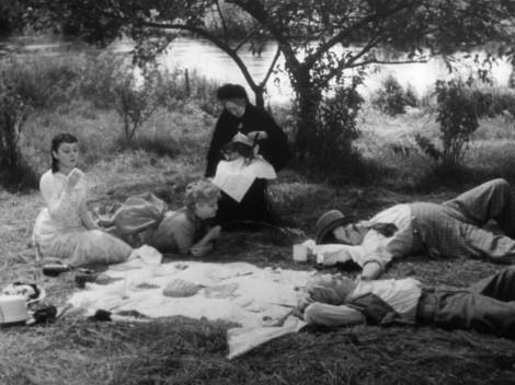Una partida de campo (Jean Renoir, 1936)
