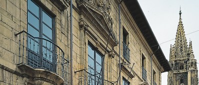 Los Edificios del Museo (II): el Palacio de Velarde