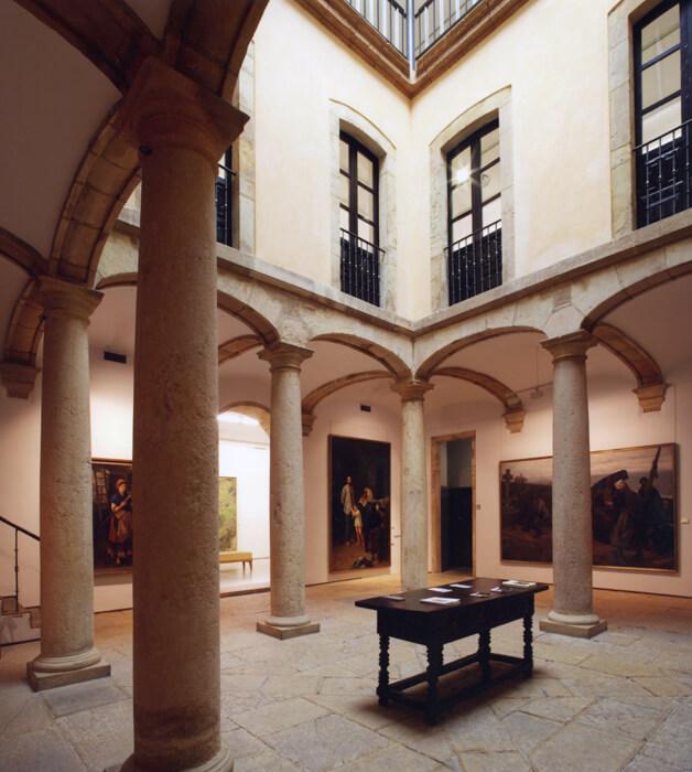 El Palacio de Velarde.