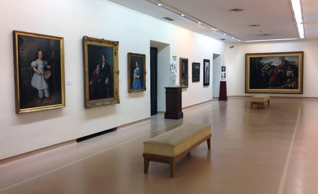Sala dedicada al s.XIX