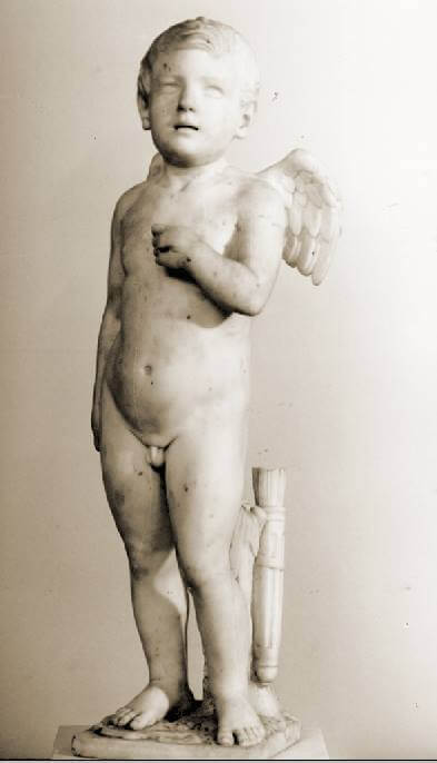 Cupido de Pérez del Valle