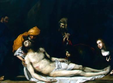 Santo Entierro de José de Ribera
