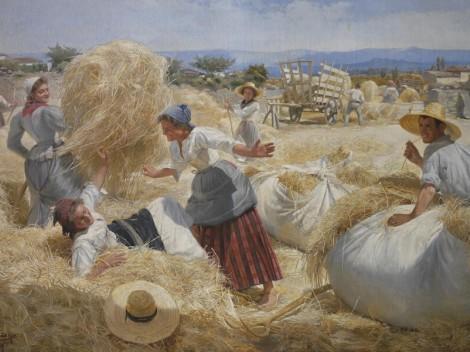 Agosto, de Ignacio Díaz Olano