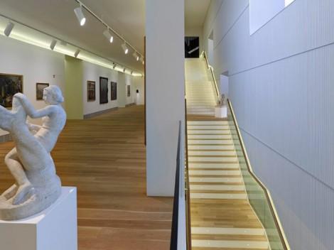 Vista de una de las salas del Museo