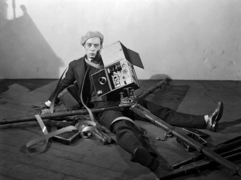 The cameraman (Edward Sedgwick y Buster Keaton, 1928)