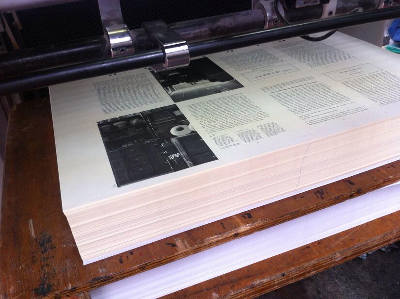 Catálogo El vaciado de la huella belga