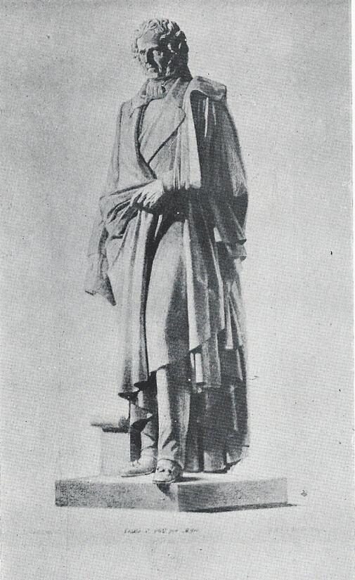 Proyecto de Estatua de Mendizábal