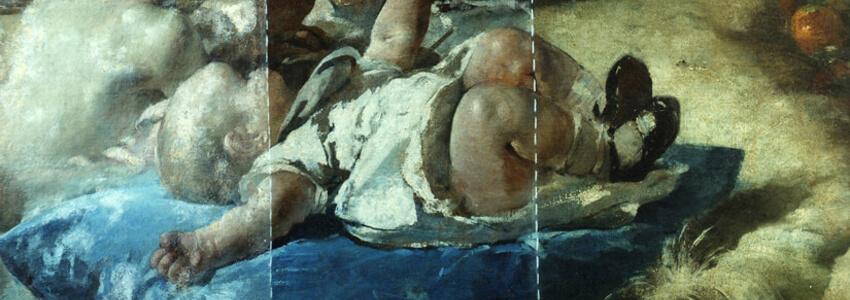Una aproximación a la restauración pictórica en el Museo