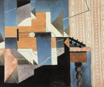 La segunda vida del cubismo, a cargo de Eugenio Carmona (Catedrático de Historia del Arte de la Universidad de Málaga)