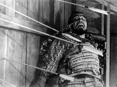 Trono de sangre, Kurosawa