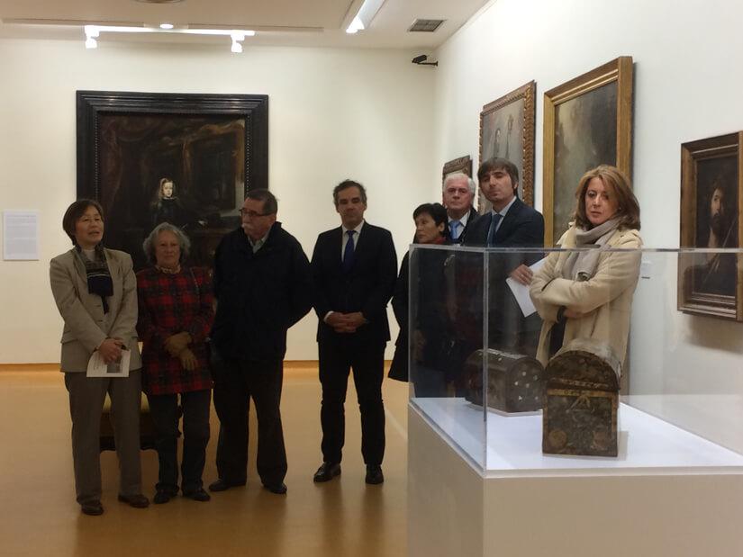 Asia y el Nuevo Mundo confluyen en el Bellas Artes