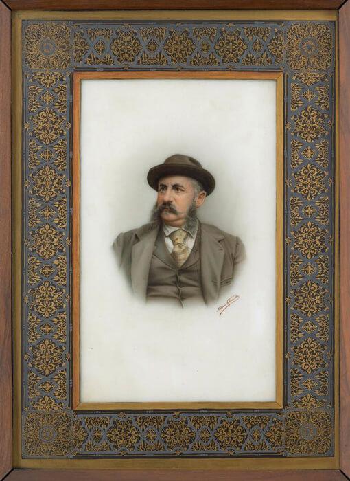 Retrato del ingeniero
