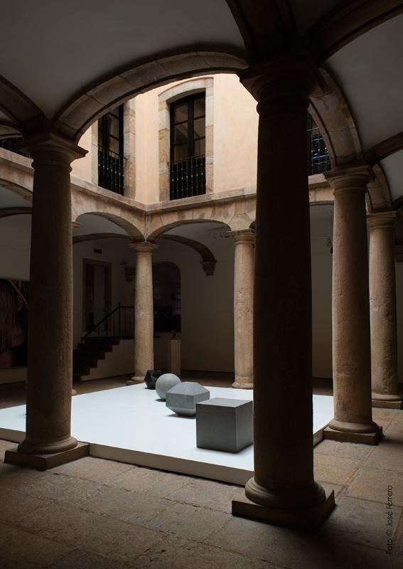 José Ferrero, El transcurrir de la vida, 2014. Fotografía. Museo de Bellas Artes de Asturias
