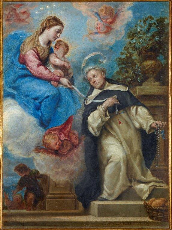 San Buenaventura de Claudio Coello