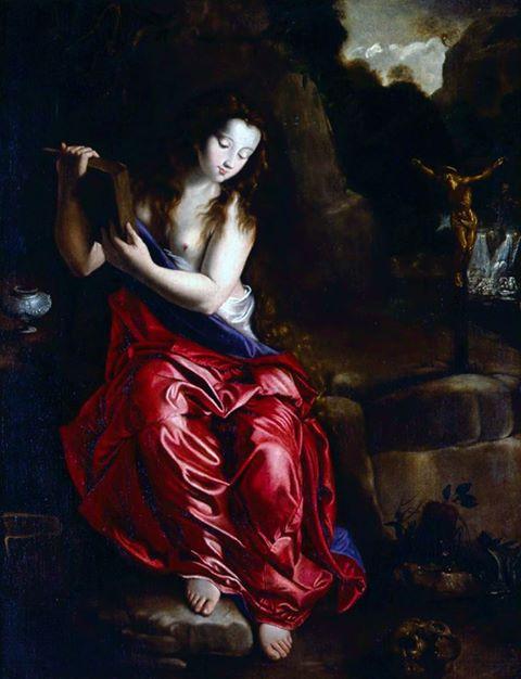 La Magdalena - Juan Bautista Maíno