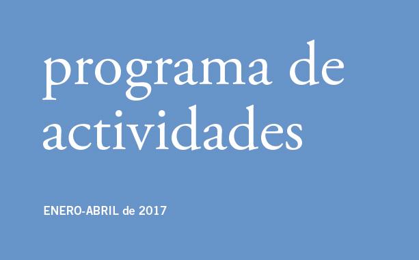 Nueva programación del Bellas Artes (Enero-Abril 2017)