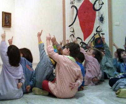 Taller sobre Miró