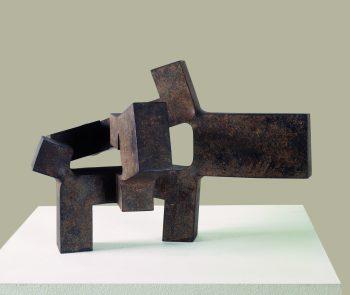 Alrededor de Chillida, a cargo de Javier Viar (Museo de Bellas Artes de Bilbao)