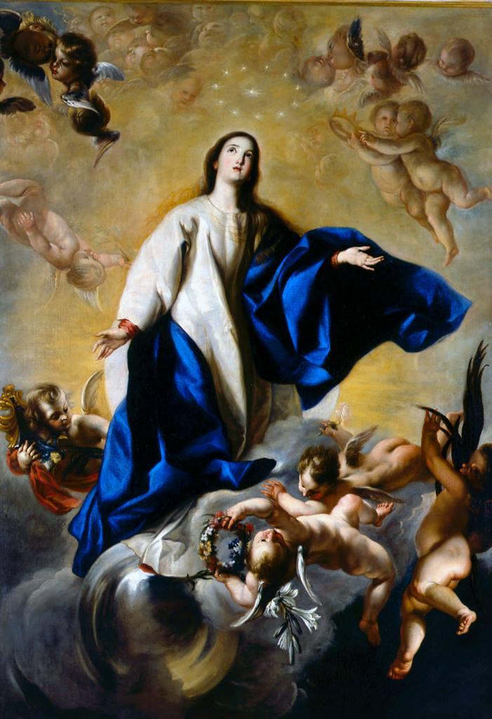 Inmaculada Concepción - Juan Martín Cabezalero
