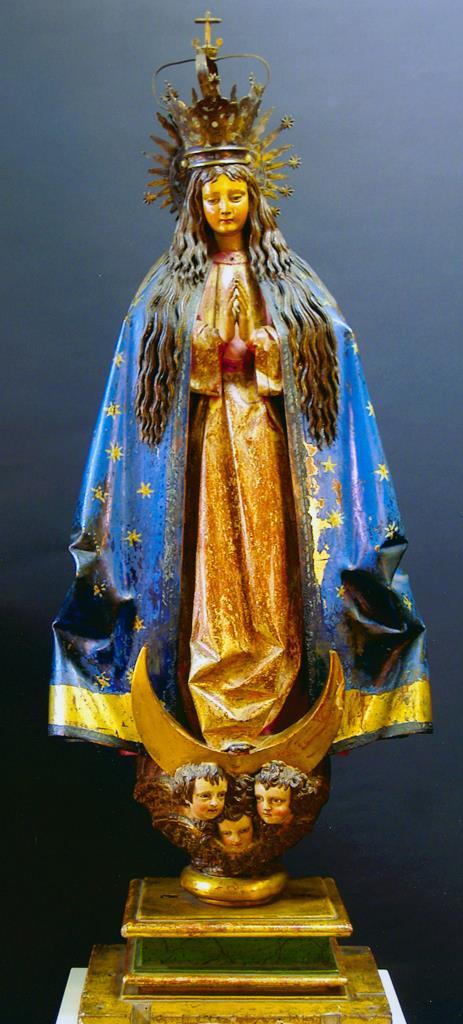 Inmaculada Concepción Luis Fernández de La Vega