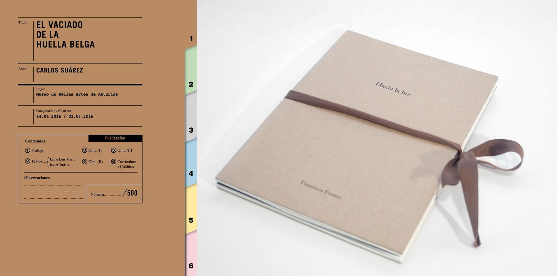 Dos catálogos editados por el Museo de Bellas Artes de Asturias, premiados en ANUARIA 2016