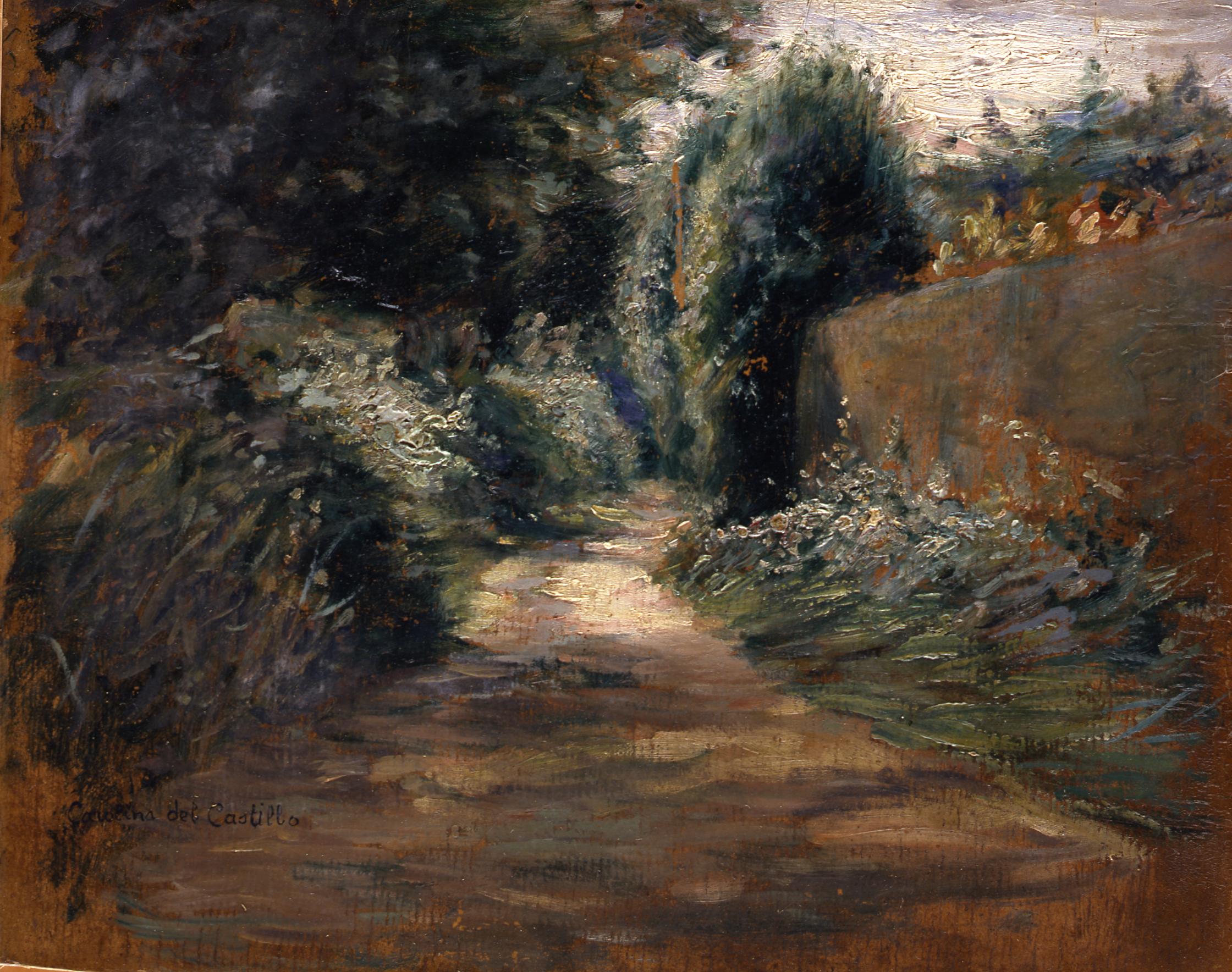 Camino del Llosón Carolina del Castillo