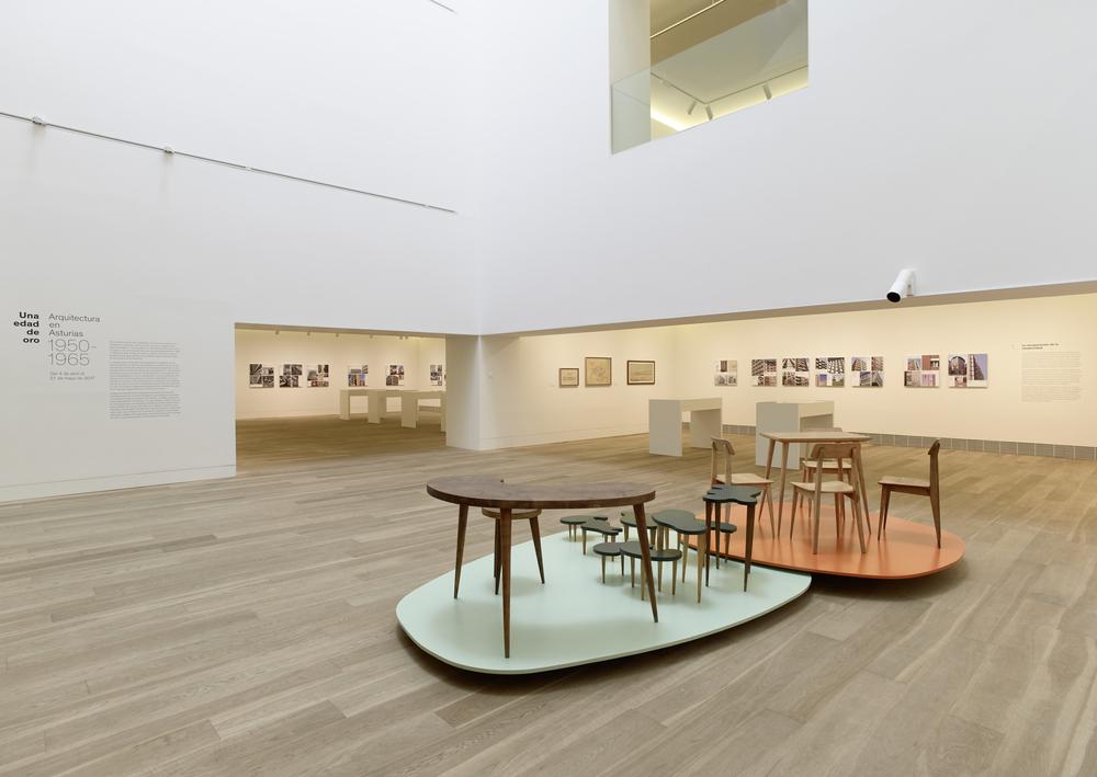 Exposición Una Edad de Oro: arquitectura en Asturias 2