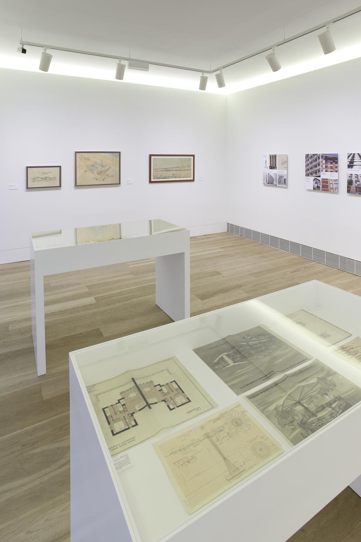 Exposición Una Edad de Oro: arquitectura en Asturias 3