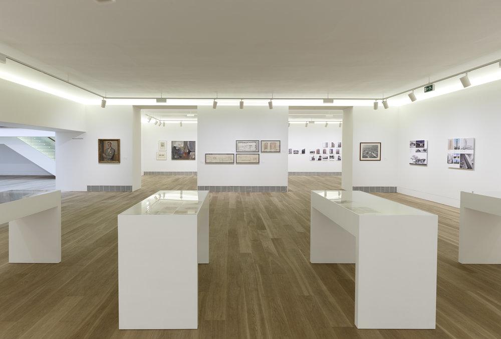 Exposición Una Edad de Oro: arquitectura en Asturias 4