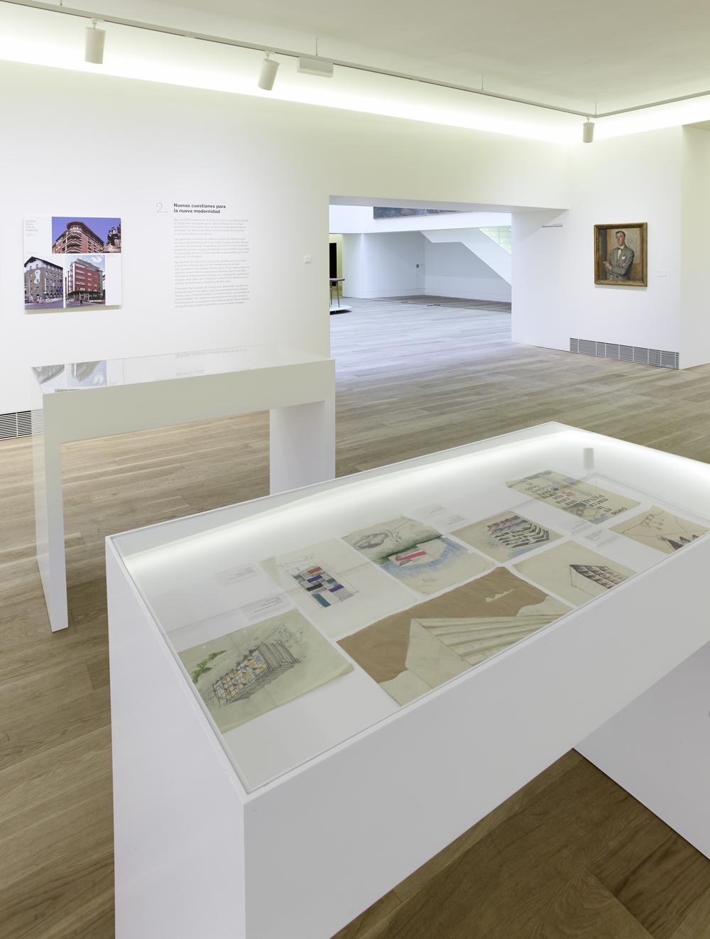 Exposición Una Edad de Oro: arquitectura en Asturias 5
