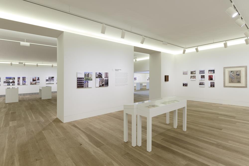 Exposición Una Edad de Oro: arquitectura en Asturias 8