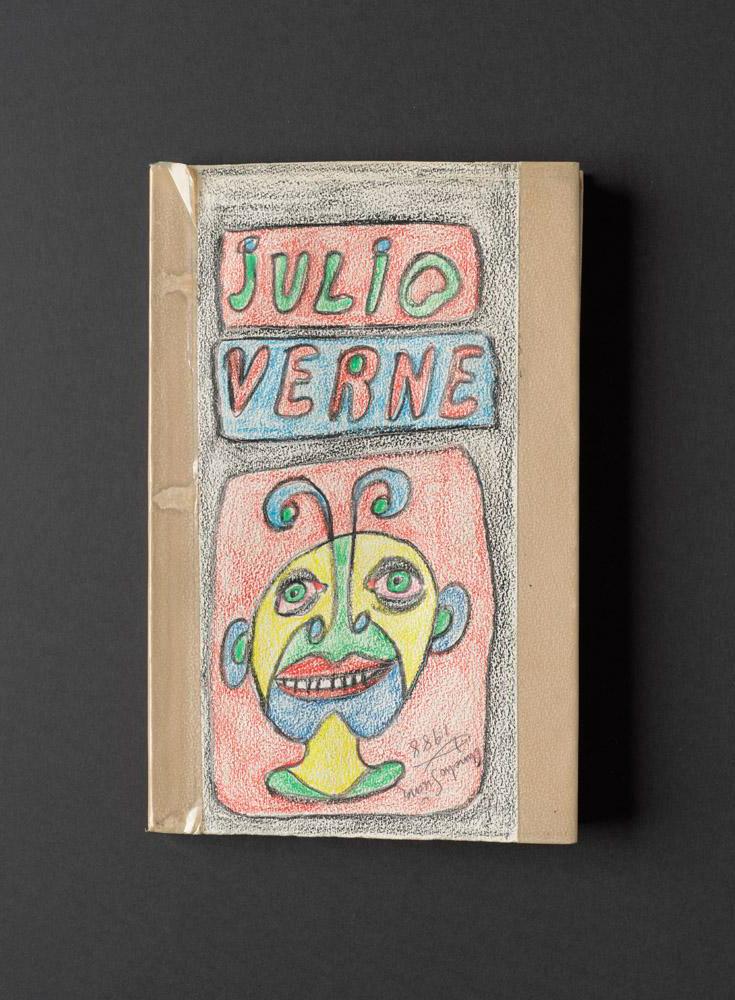 Depósito | Nº 8: Obras de Julio Verne |Fotografía: Marcos Morilla