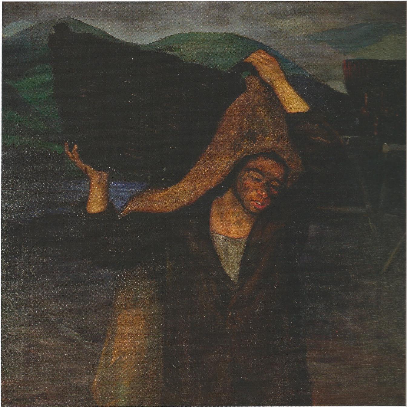 Mariano Moré, Niño de la Cuenca / Y llegará a ser hombre, ca. 1927.