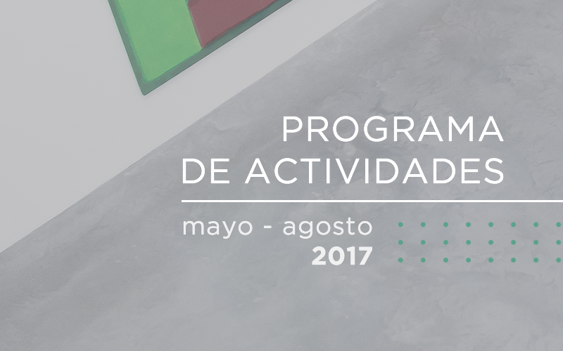 Nueva programación del Bellas Artes (Mayo-Agosto 2017)