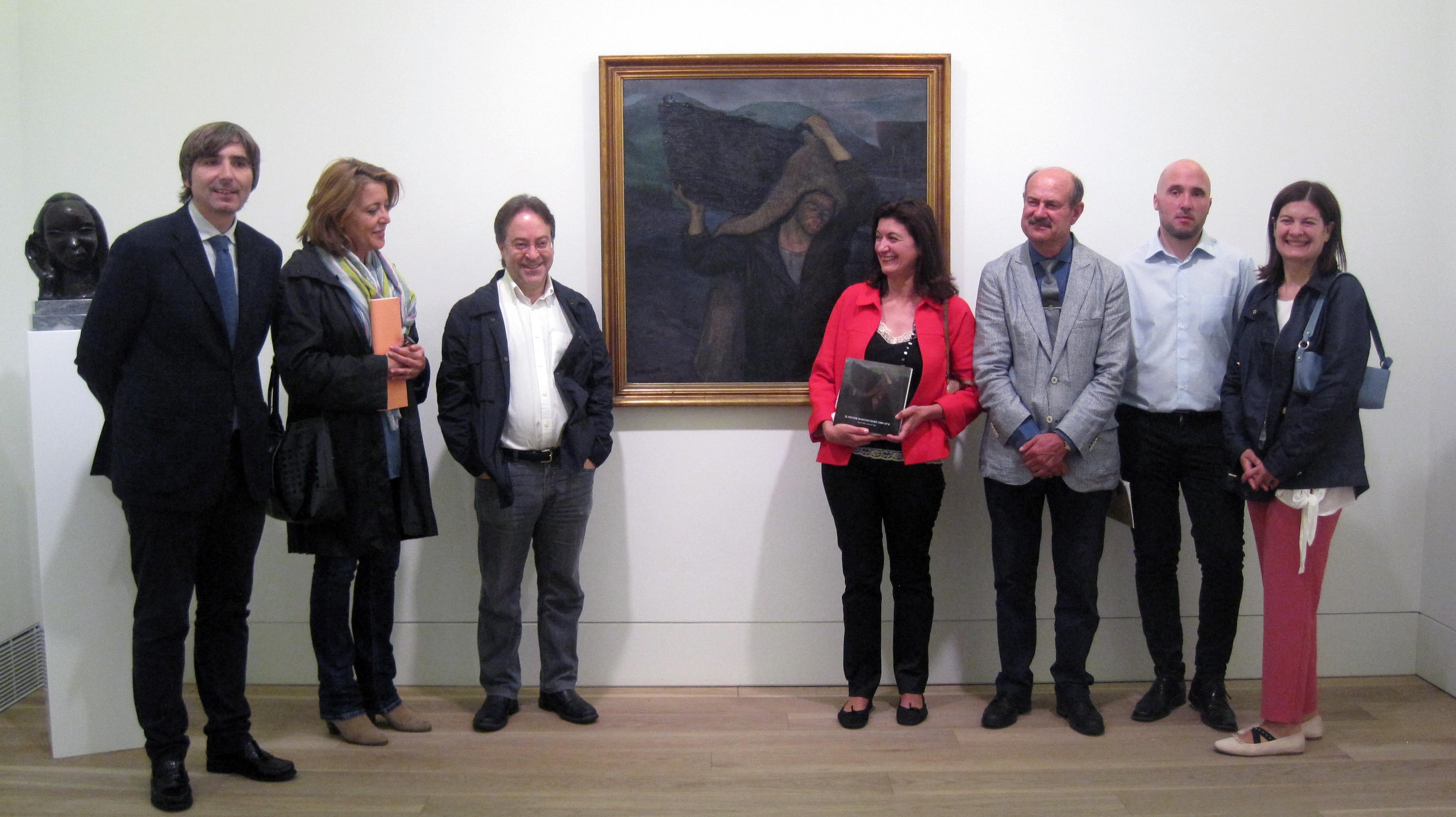 Un cuadro de Mariano Moré, nueva Obra invitada del Bellas Artes