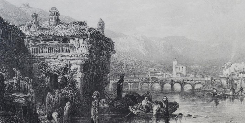 Tesoros de la Biblioteca del Museo (III): libros de viajes ingleses
