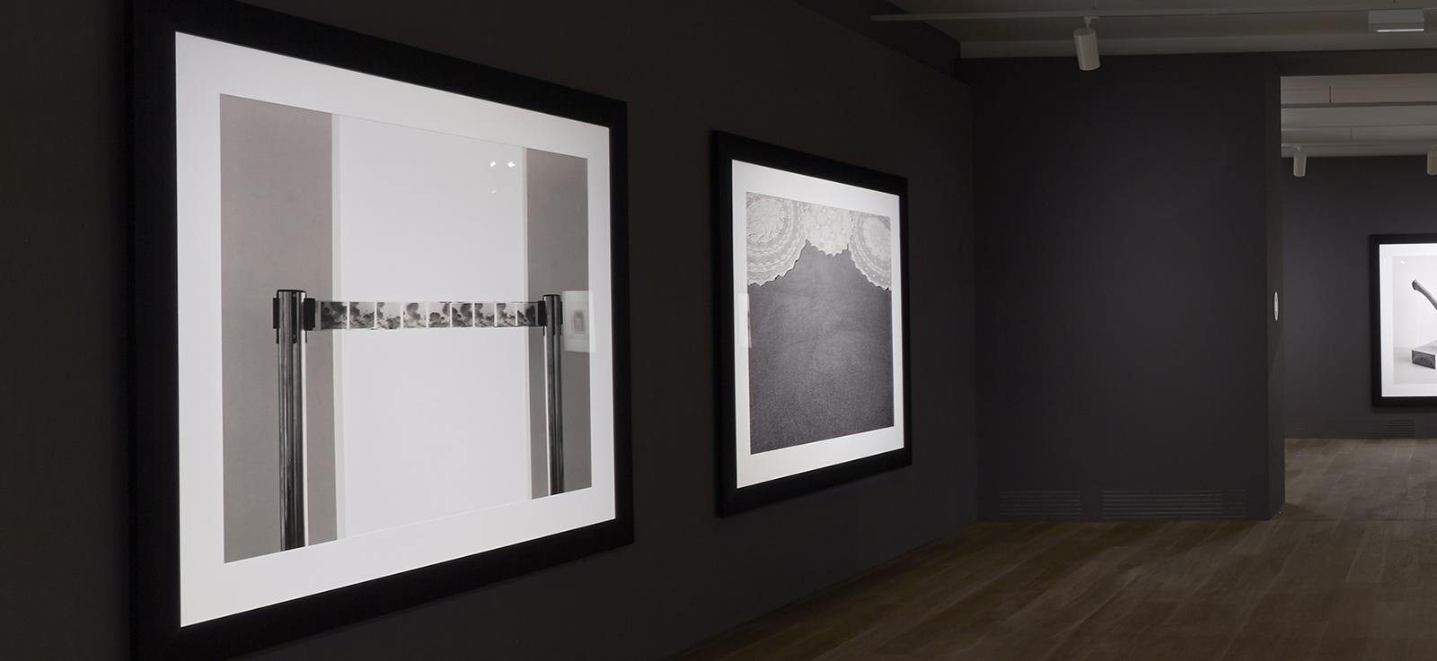 Exposición El viajero inmóvil, de Chema Madoz, en el Museo de Bellas Artes de Asturias. Fotografía: Marcos Morilla