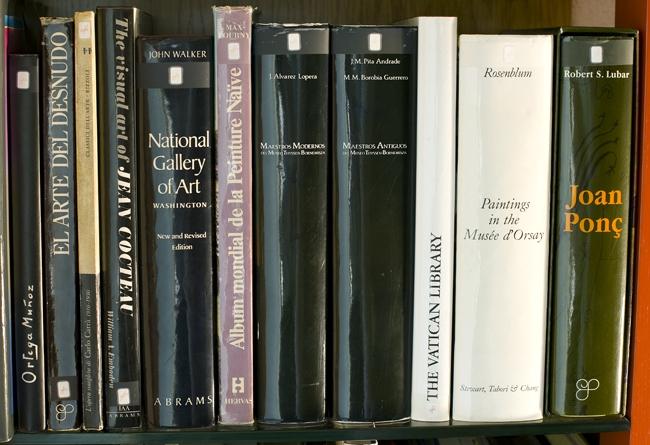 Donación | Libros de Aurelio Suárez | Fotografía: Gonzalo J. Suárez Pomeda.