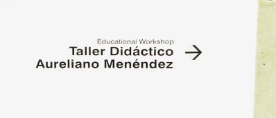 El Museo de Bellas Artes dedica su Taller de Educación a Aureliano Menéndez